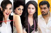 Sanaya Irani, Kavita Kaushik, Sargun Mehta and RJ Pritam