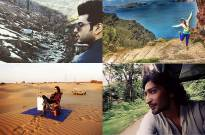 Backpackers: TV celebs and their LOVE for TRAVEL