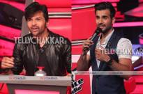 Himesh Reshammiya and Karan Tacker