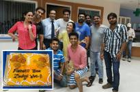 Team Zindagi Wins shoots its last episode
