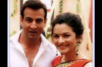 Ronit Roy and Pallavi Kulkarni