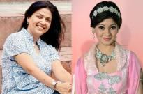 Lubna Salim and Sharmilee Raj
