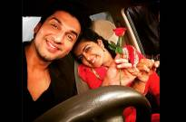 Manish Raisinghan and Avika Gor