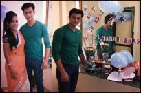 Bhagyalakshmi cast gives a SURPRISE to Varun Sharma