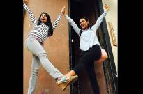 Sneha Kapoor and Shakti Mohan
