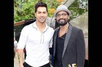 Varun Dhawan and Remo Dsouza