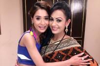 Sara Khan and Ashita Dhawan