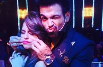 Rithvik Dhanjani and Sana Saeed