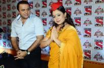 Mandar Chandwadkar and Sonalika Joshi