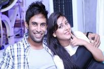 Pratyusha Banerjee and Rahul Raaj