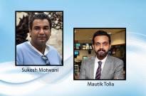 Sukesh Motwani and Mautik Tolia