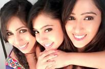 Veebha Anand, Niti Taylor and Krissen Barretto