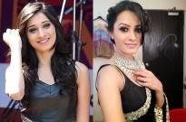 Vrushika Mehta and Anita Hassanandani