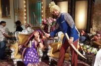 Siddhant Karnick and Drashti Dhami