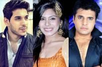 Parag Chadha, Anushri Bathla Oza and Navin Saini