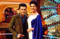 Jay Soni and Sushmita Sen