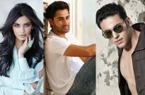 Diana Penty, Armaan Jain and Najeem Khan