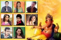 #GansehChaturthi Special: TV celebs share their plans for Ganesh Utsav