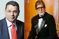 Star India CEO Uday Shankar and Amitabh Bachchan