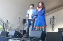 Saumya Tandon and Aasif Sheikh
