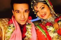 Aamir Ali and Sukirti Kandpal