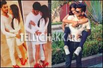 Karishma Sharma dating Omar Nensey