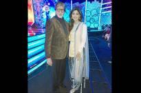 Amitabh Bachchan and Shilpa Shetty