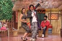 Alia Bhatt and Gutthi (Sunil Grover)