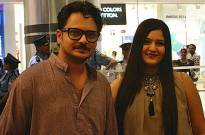 Rahul Banerjee and Priyanka Banerjee