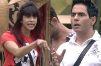 Kishwer Merchantt and Aman Verma