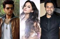 Karan Kundra, Shaleen Malhotra, Mahhi on Bigg Boss 9