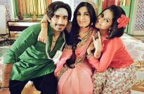 Mohit Sehgal, Shiny Doshi and Aanchal Khurana