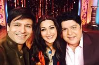 Sajid Khan, Sonali Bendre, Vivek Oberoi
