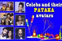 #Diwali time: TV celebs and their pataka avatars
