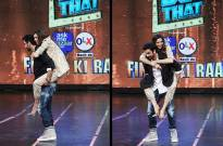 When Ranbir carried Deepika on his back