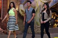 Daisy Shah, Sharman Joshi and Zarine Khan on Comedy Nights Bachao