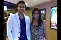 Nikhil Pandey and Alefia Kapadia