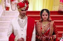 Varun Kapoor and Helly Shah