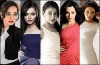 Sanaya, Drashti, Niti, Anita, Asha are Asia