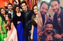 Celebs galore on Colors