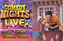 Comedy Nights Live