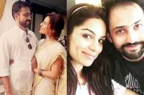 Shikha Singh and Karan Shah