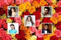 #RoseDay: TV actors give roses to their industry friends