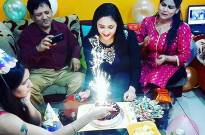Aditi Sajwan's 'diamond studded' birthday