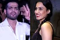 Karan Patel and Kamya Punjabi
