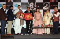 Hema Malini debuts as a singer; launches album 'Dream Girl'