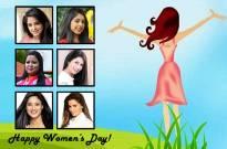 TV divas wish #HappyWomensDay in