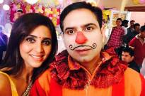 Gautami Kapoor and Sandeep Baswana