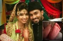 Salman Yussuf Khan and Faiza Haramain
