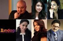 Cast of Anupam Kher